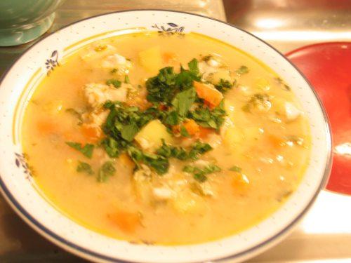 Soupe de poisson kakavia - Cuisine soupe de poisson ...